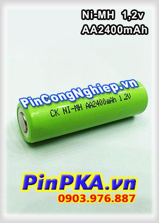 Pin Sạc Công Nghiệp-Pin Cell 1,2v Ni-MH AA2400mAh