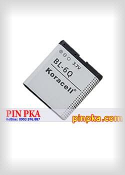Pin điện thoại di động Nokia BL-6Q
