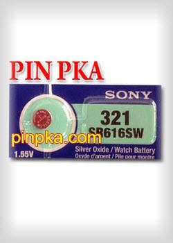 Pin Cúc Áo 1,55V Sony SR616SW-321
