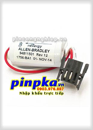 Pin Nuôi Nguồn PLC-CNC Lithium 3v Allen Bradley 1756-BA1 2/3A 1800mAh