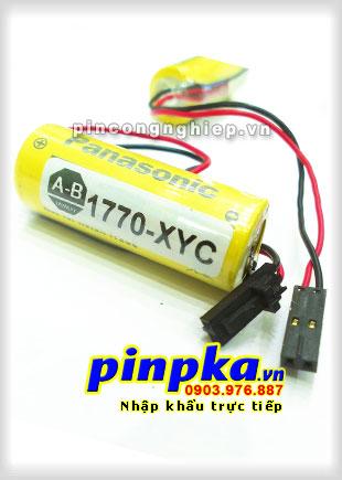 Pin Lithium PLC-CNC Panasonic Allen Bradley 1770-XYC 1800mAh 3V