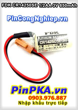Pin Lithium FDK CR14250SE 850mAh 3V