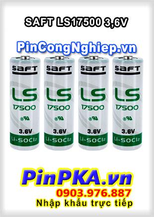 Mua Pin 3,6v SAFT LS17500