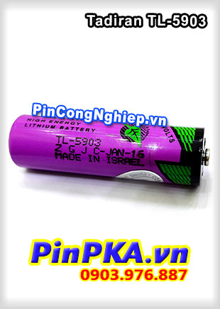 Pin Nuôi Nguồn PLC-CNC Lithium 3,6V Tadiran TL-5903 AA 2400mAh