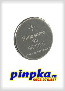 Pin Đồng Tiền Panasonic 3V BR1225