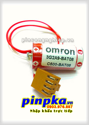 Omron C500-BAT08 3,6V Lithium Battery