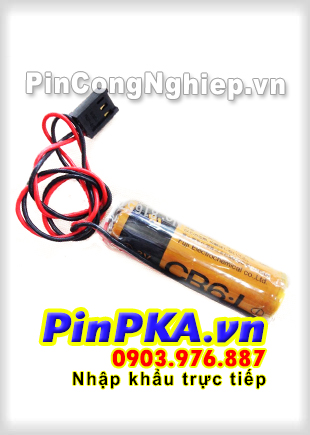 Pin Lithium FDK Fuji CR6.L 2300mAh 3V