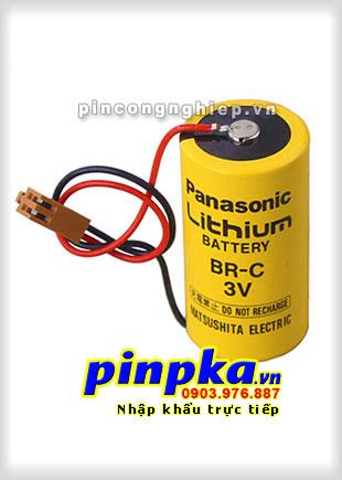 Pin Lithium PLC-CNC Fanuc A02B-0120-K106/ A98L-0031-0007/ BR-CCF1TH 5000mAh 3V