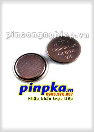 Pin Cúc Áo 3V CR1220