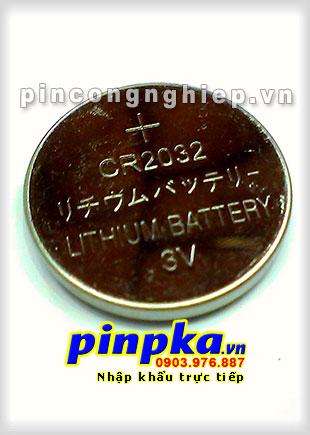 Pin Đồng Tiền 3V Lithium CR2032