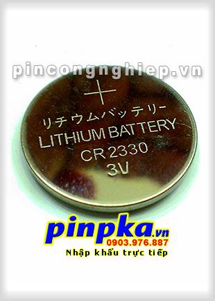 Pin Lithium Đồng Tiền 3V CR2330