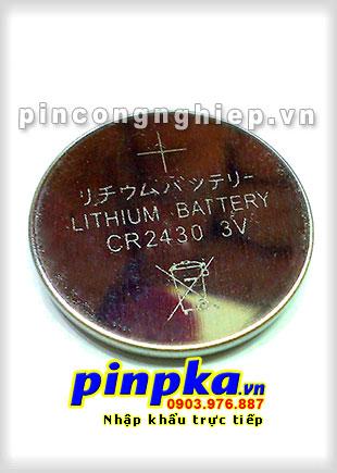 Pin LithiumĐồng Tiền 3V CR2430