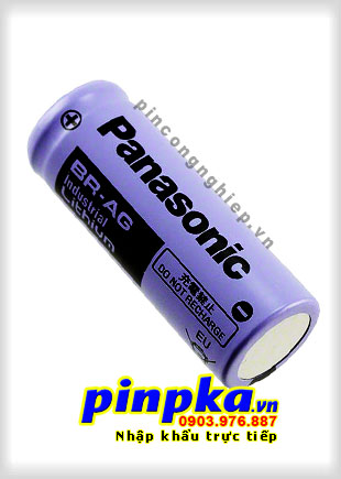 Pin Lithium Panasonic BR-AG 2200mAh 3V