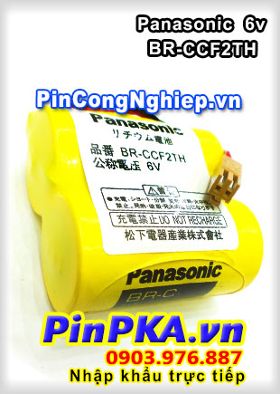 Pin Lithium Panasonic BR-CCF2TH 5000mAh 6V
