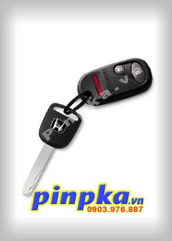 Pin Remote Xe Hơi Honda-Thay Pin Remote Xe Hơi