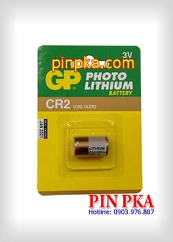 Pin Máy Ảnh Lithium 3V GP CR2