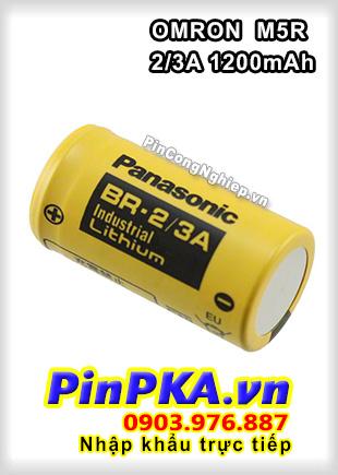 Pin Omron M5R 1200mAh 3V
