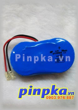 Pin sạc Khối GP 4,8V 280mAh Rechargeable Ni-Cd Battery