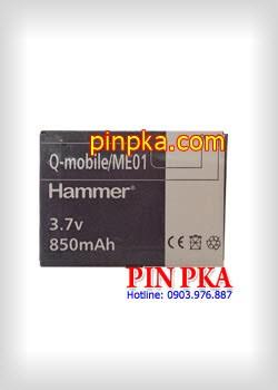 Pin điện thoại đi động Q-Mobile ME01