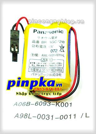 Pin Nuôi Nguồn PLC-CNC Lithium 6v Fanuc A98L-0031-0011 1800mAh