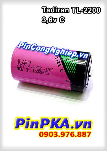 Pin Lithium Tadiran TL-2200 7200mAh 3,6V