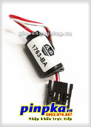 Pin Lithium PLC-CNC Allen Bradley 1763-BA 850mAh 3V
