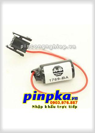 Pin Nuôi Nguồn PLC-CNC Lithium 3v Allen Bradley 1769-BA 1/2AA 1200mAh