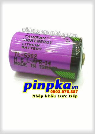 Pin Nuôi Nguồn PLC-CNC Lithium 3,6V Allen Bradley 1770-XZ 1/2AA 1200mAh