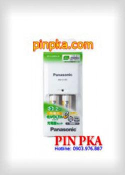 Bộ Sạc Kèm 2 Pin Panasonic BQ-CC05