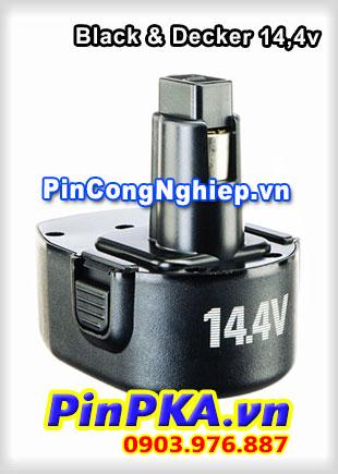 Thay Cell Pin Máy Khoan Black & Decker 14,4v