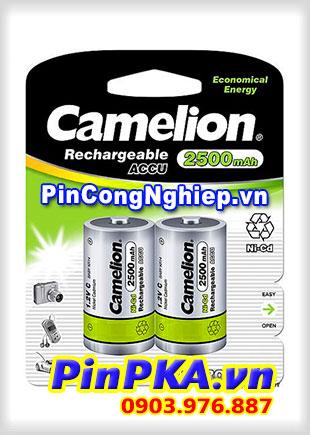 Pin sạc trung C Camelion NC-C2500BP2 1.2v