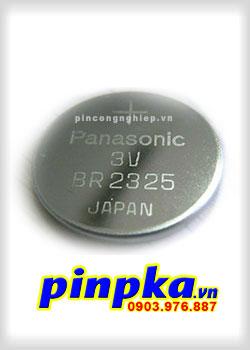 Pin Đồng Tiền 3V Panasonic Lithium BR2325