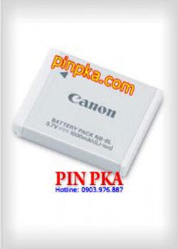 Pin Máy Ảnh Li-ion 3,7V Canon NB-6L/Hàng có sẵn