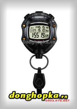 Đồng hồ bấm giây StopWatch Casio HS-80TW-1DF (100 Lap)