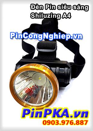Đèn Pin Đội Đầu Siêu Sáng Zhiluxing A4