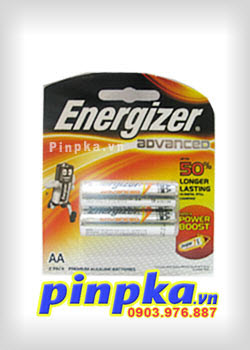 Pin tiểu AA Energizer Advanced Alkaline X91 RP-2