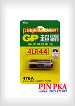 Pin Máy Ảnh 6V GP 4LR44
