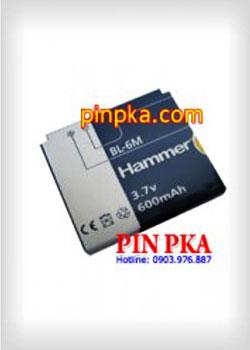 Pin điện thoại di động Nokia BL-6M