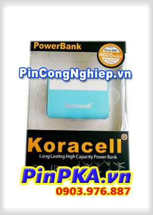 Pin sạc dự phòng Koracell 4000mAh