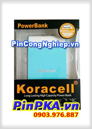 Pin sạc dự phòng Koracell 8000mAh
