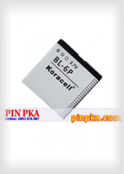 Pin điện thoại di động Nokia BL-6P