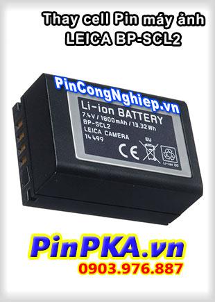 Thay cell Pin Máy Chụp Ảnh Leica BP-SCL2 7,4v 1800mAh