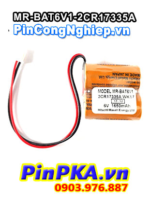 Pin Nguồn MR-BAT6V1-2CR17335A