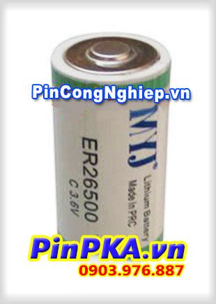 Pin Nuôi Nguồn PLC-CNC Lithium 3,6V MYJ ER26500 C 8500mAh