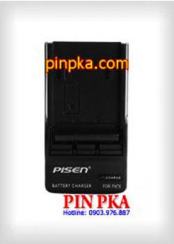 Bộ sạc pin máy ảnh Pisen FH70