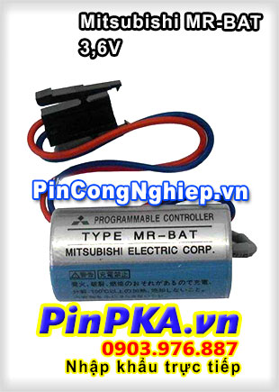 Mitsubishi MR-BAT 3,6V Lithium Battery