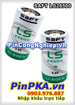 Mua Pin 3,6v SAFT LS26500