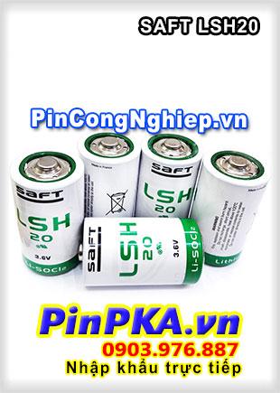 Mua Pin 3,6v SAFT LSH20