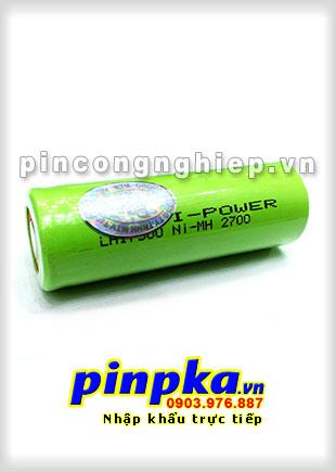Pin Sạc Công Nghiệp-Pin Cell 1,2v Ni-MH 17500 A 2700mAh