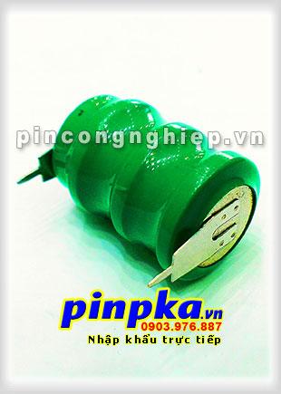 Pin Sạc Công Nghiệp Nimh 3,6V 110mAh 110H3A
